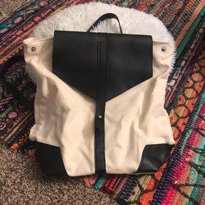 Deux Lux canvas backpack!